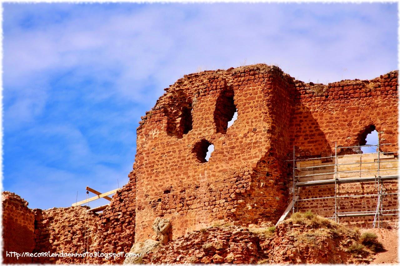 castillo de la estrella. Montiel