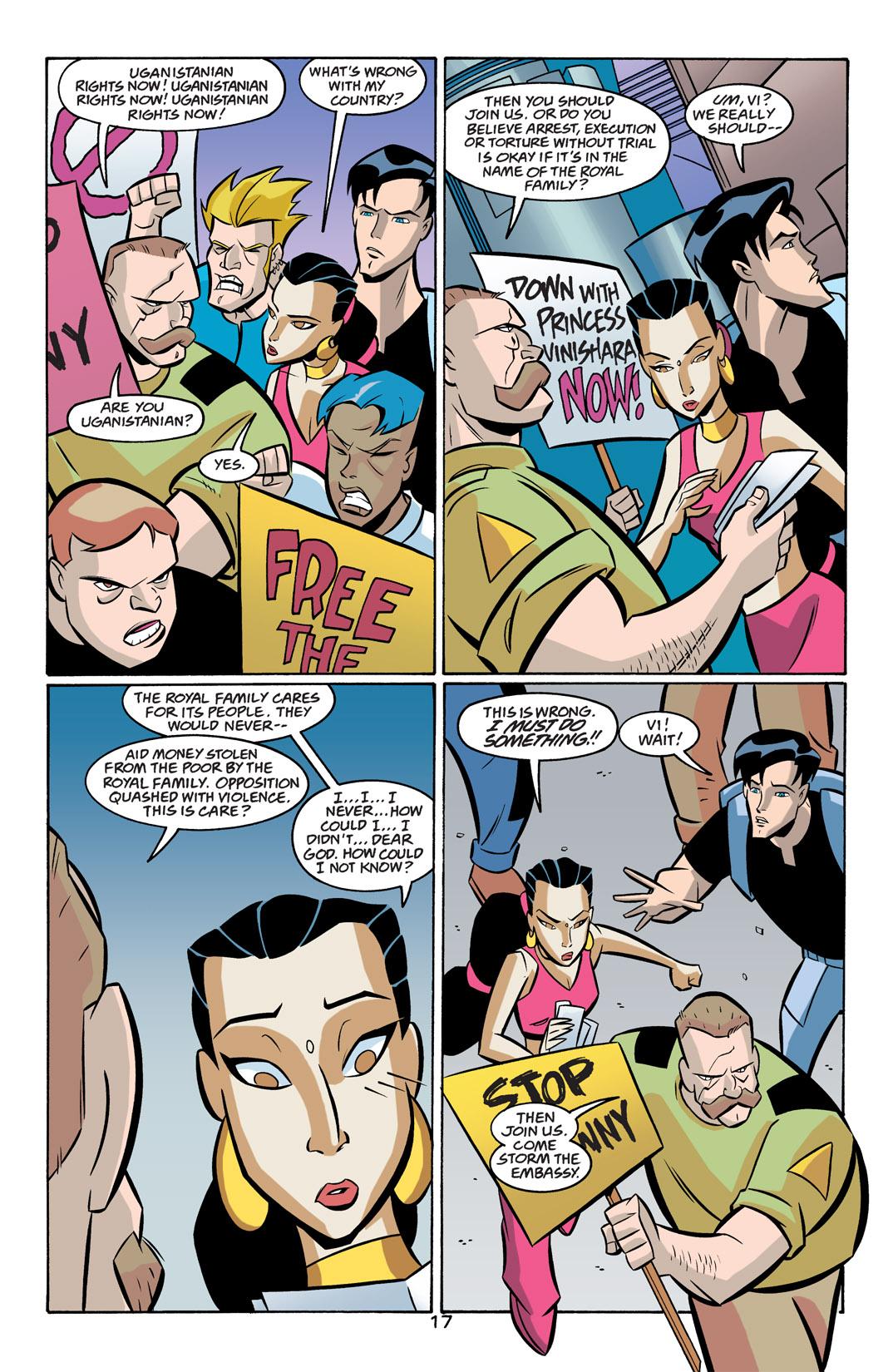 Batman Beyond [II] Issue #19 #19 - English 18