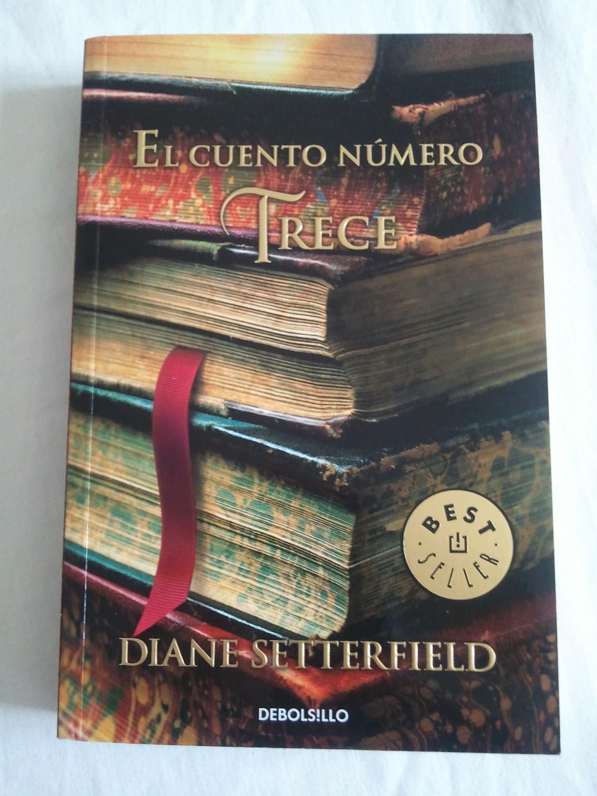 Viviendo entre libros el cuento n mero 13 diane setterfield for El cuento numero trece