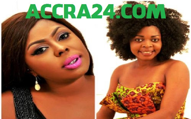[Video] Fight: Afia Schwarzenegger vs Joyce Dzidzor