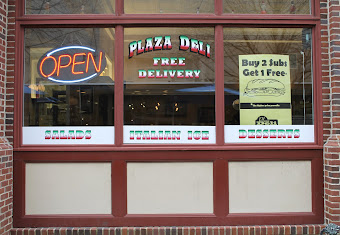 Downtown Plaza Deli (410) 677-3354