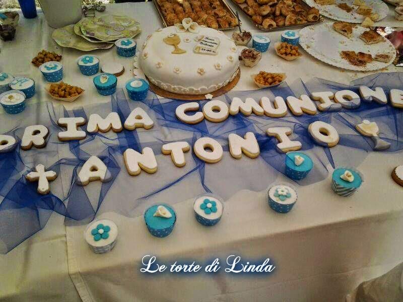 Le torte di Linda: Buffet Prima Comunione