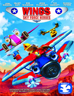 Ver: Wings: Sky Force Heroes (2014) ()