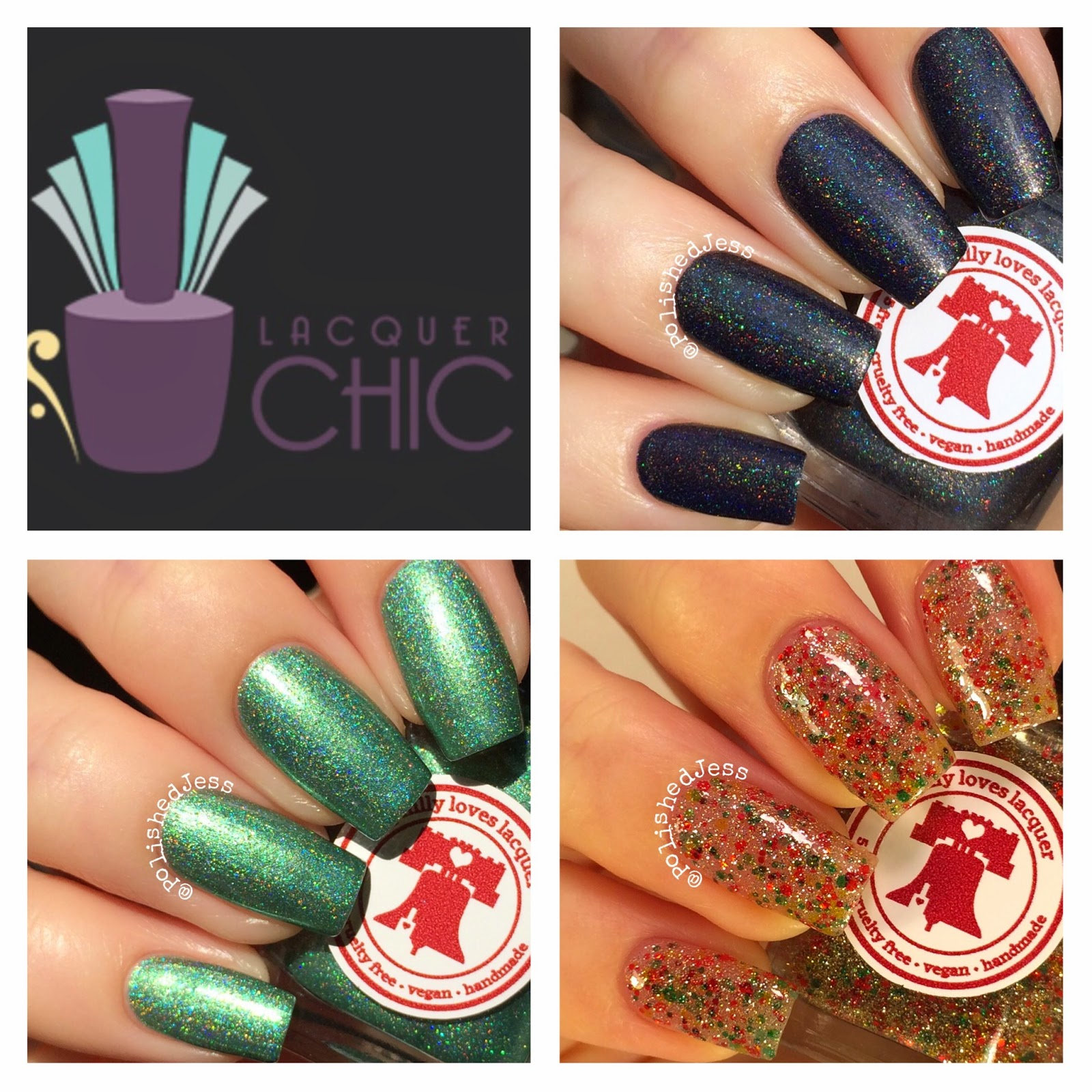 Polished Jess : Lacquer Chic - Exclusive Philly Loves Lacquer ...