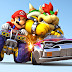 MARIO KART 8: ADD ON CONTENT Missing Link sitting pretty on the front row of the grid