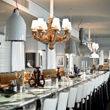 Eklektisk, luksuriøst og lekent av Philippe Starck