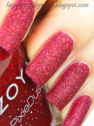 Zoya Pixie Dust Chyna Happy Nails