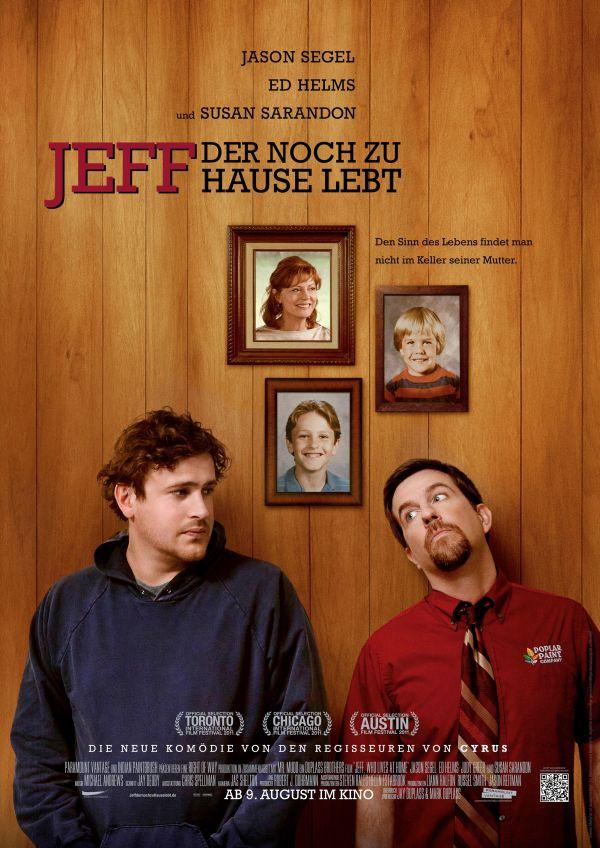 Jeff, der noch zuhause lebt