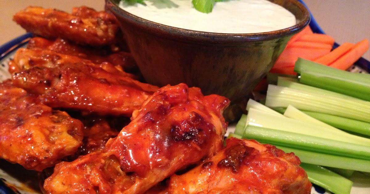 Recipe: Cast Iron Skillet Buffalo Wings
