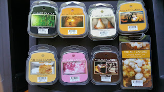 Village Candles Simmerblends Scented Wax Melts