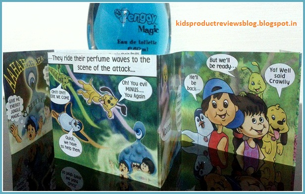 Jungle Magic Kids Perfume