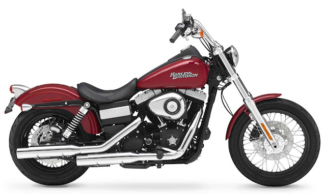 2012-Harley-Davidson-FXDB-Dyna-Street-Bob-Ember-Red-Sunglo