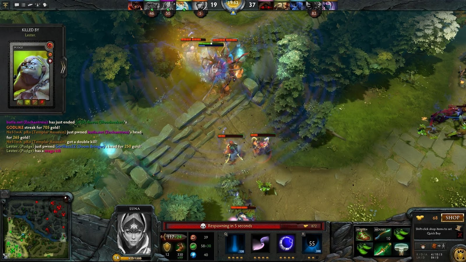 review game dota 2 our life our story