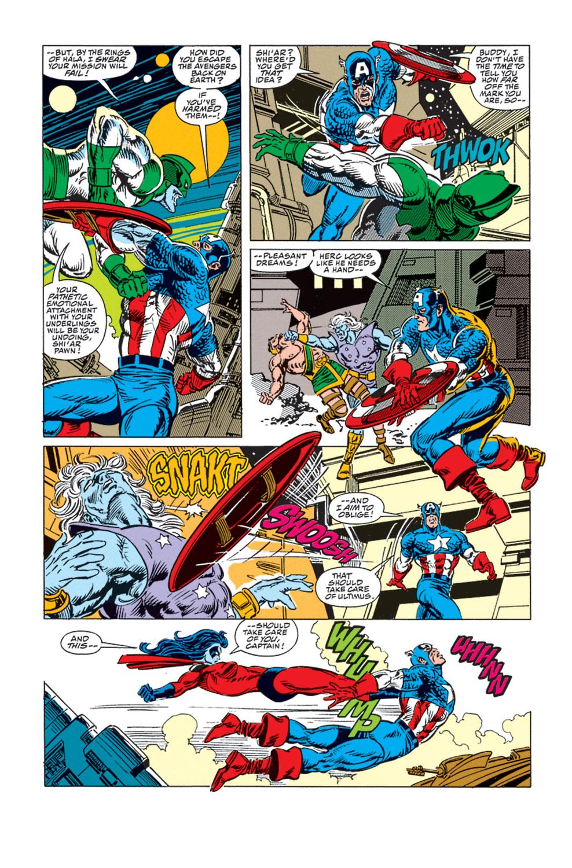 Captain America (1968) Issue #399e #342 - English 12