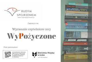 WyPożyczone - wyzwanie czytelnicze 2017