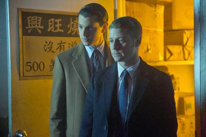 Gotham - Episode 1.18 - Everyone Has a Cobblepot - Promotional Photos