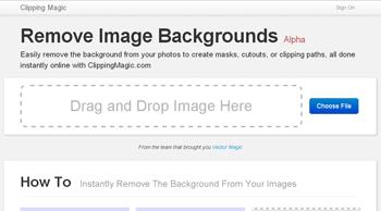 edita tus fotos online de manera profesional con Clippingmagic