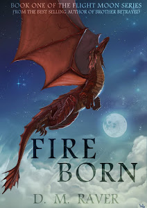 FIRE BORN: Book One