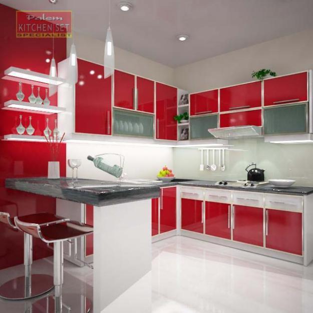 Laci Kitchen Set: Harga Kitchen Set Murah