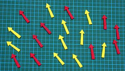 20 arrows