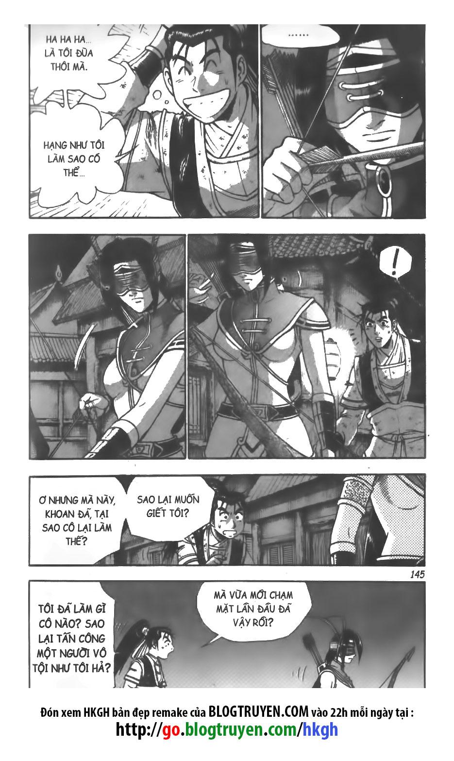 Hiệp Khách Giang Hồ chap 277 page 6 - IZTruyenTranh.com