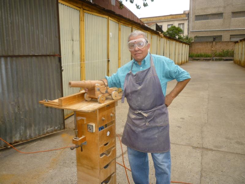 Trabajos manuales ca ones - Trabajos manuales de madera ...