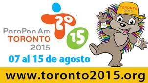 Sitio Oficial Toronto 2015