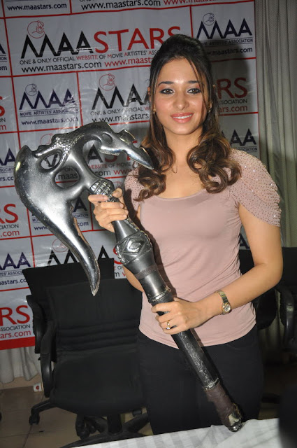 tamanna at racha axe presentation hot images