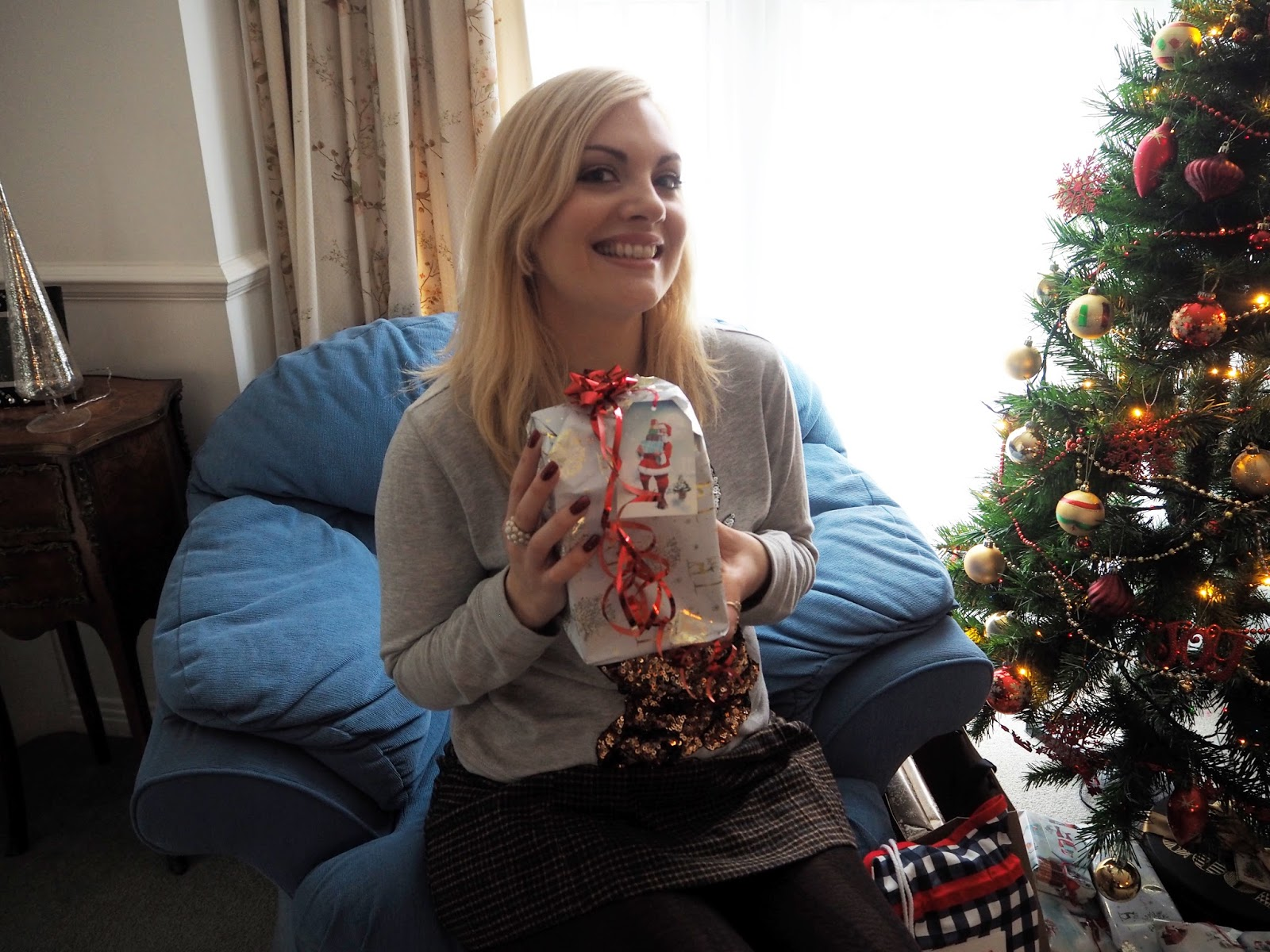 Christmas Tree: Christmas Day 2015 | Katie Kirk Loves