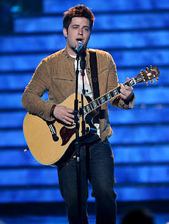 Lee Dewyze, American Idol, season 9