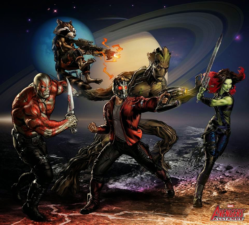 Ultimate Marvel Avengers Alliance Hack Tool V5.4