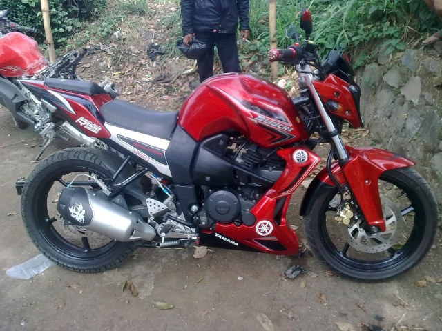 Foto Sepeda Motor Yamaha Byson