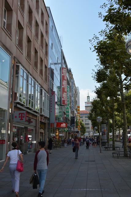 Königstrasse Stuttgart shopping