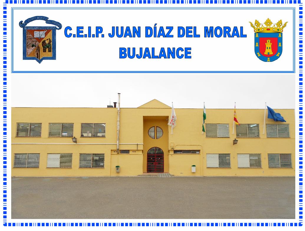 C.E.I.P. JUAN DÍAZ DEL MORAL