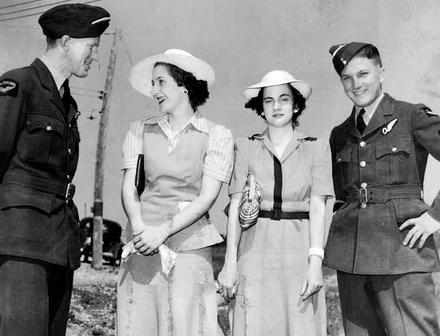 RNZAF Graduates - June 21, 1941