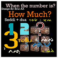 The heaven of South Sulawesi (Sulawesi Selatan): Easy Way To learn Bugis Language - A Numeric Number