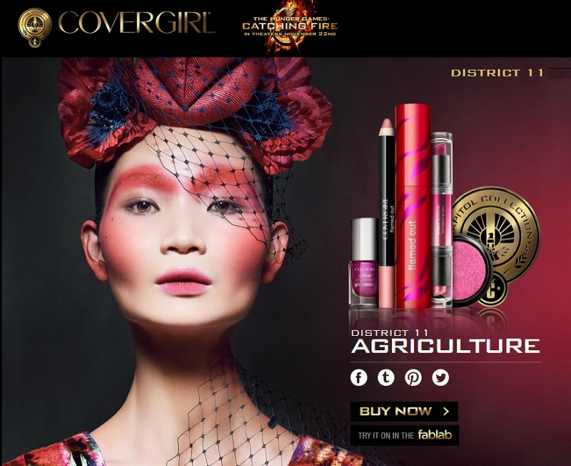 Asian Models Blog Campaign Ming Covergirl