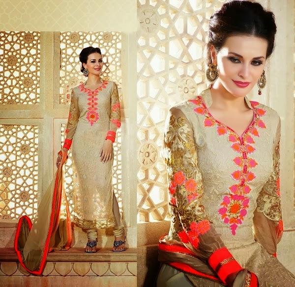 Pakistani Designer Suit Collection