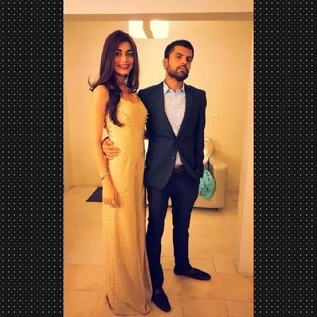 Sadaf Kanwal, Fahad Hussien, Citrus Talent, PASAWARDS2014, PAS Awards, 2014, Pkistan Fashion, Pakistan Showbiz, TVC, Ads, Pakistan Models