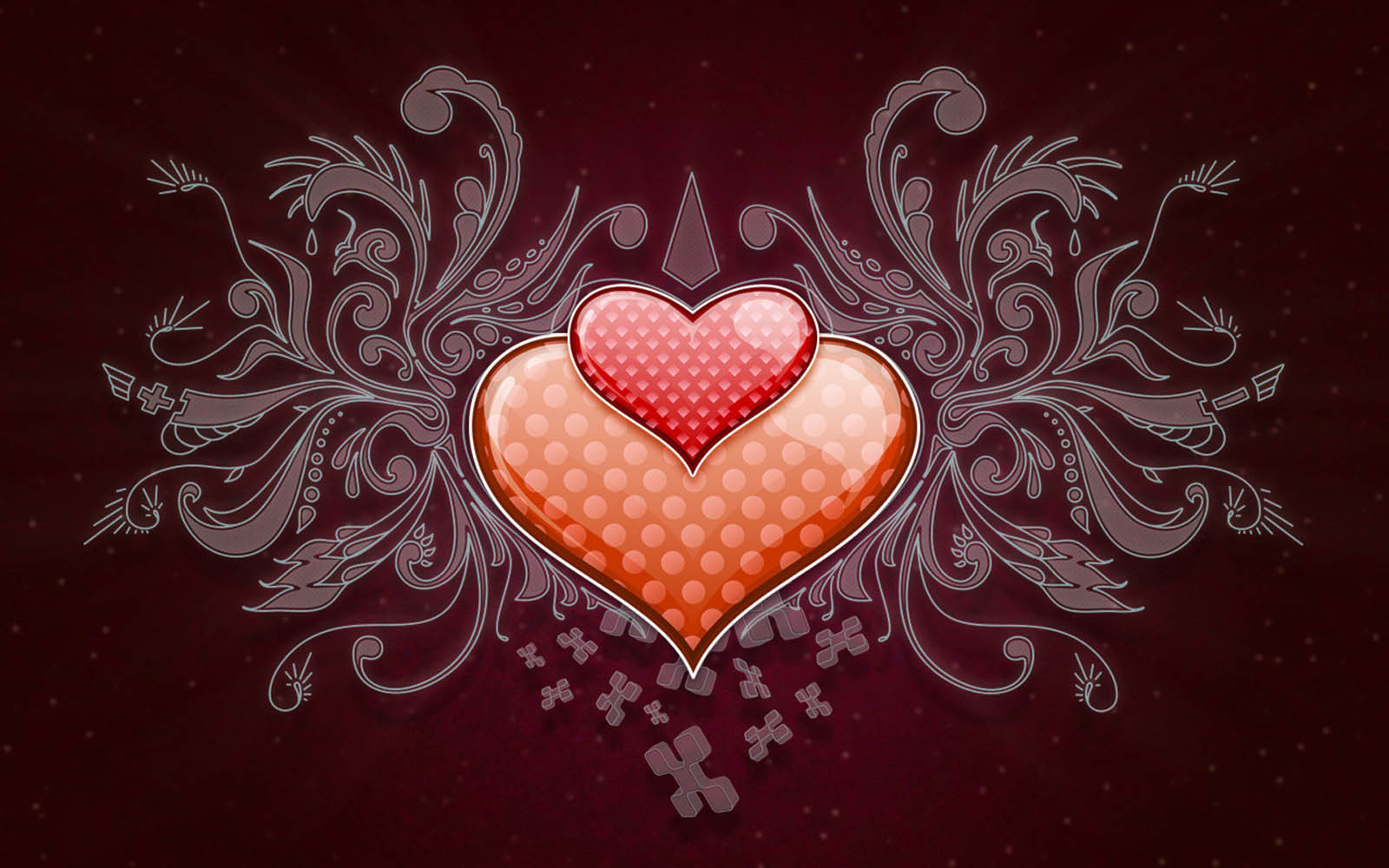 Love Symbols Wallpapers Free Download