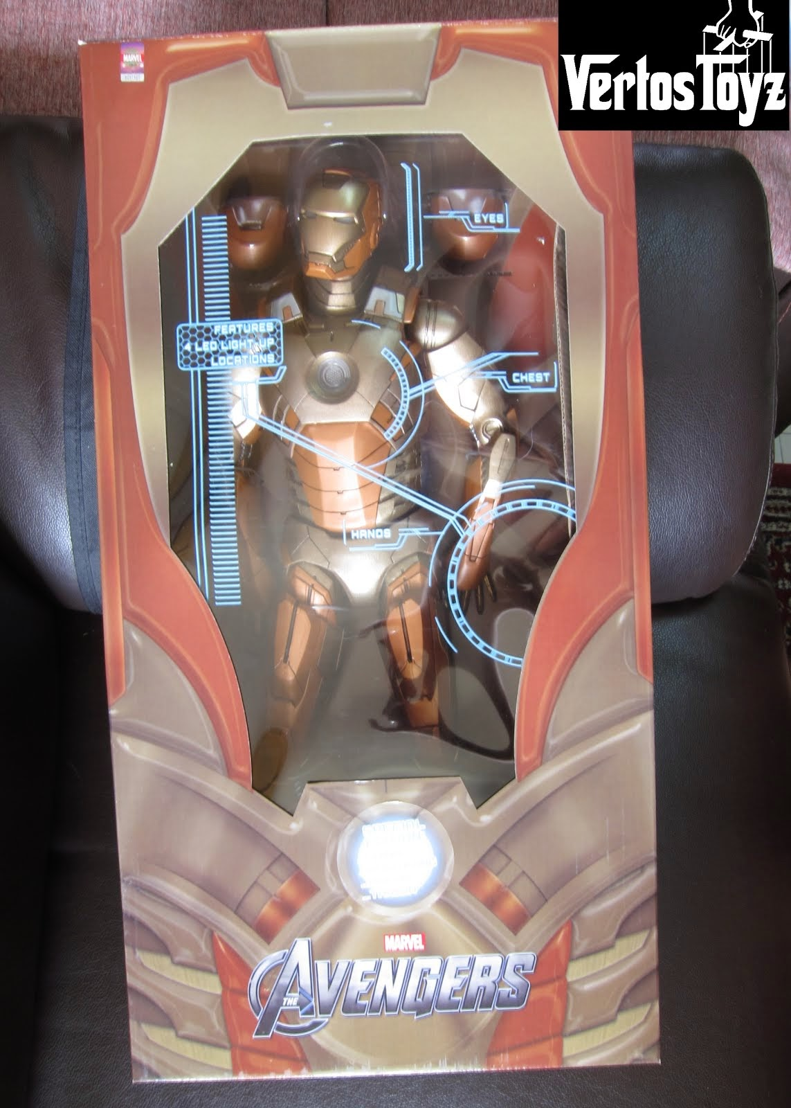 Ready Stock 1/4 Scale Neca Midas