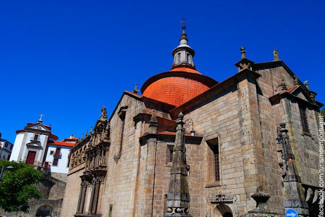 iglesia convento de Sao Gonçalo de Amarante