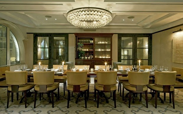 Best Small Private Dining Rooms In Nyc