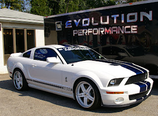 Ford Mustang Shelby GT 2007