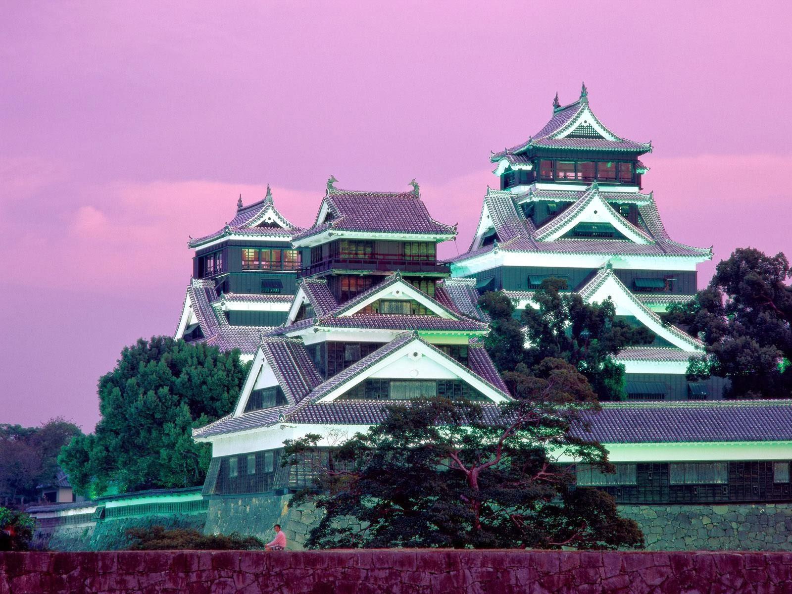 أجمل ثلاث قلاع في اليابان