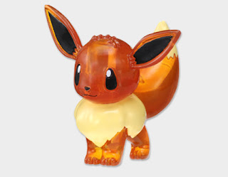 TomyMC figure Eevee Clear version