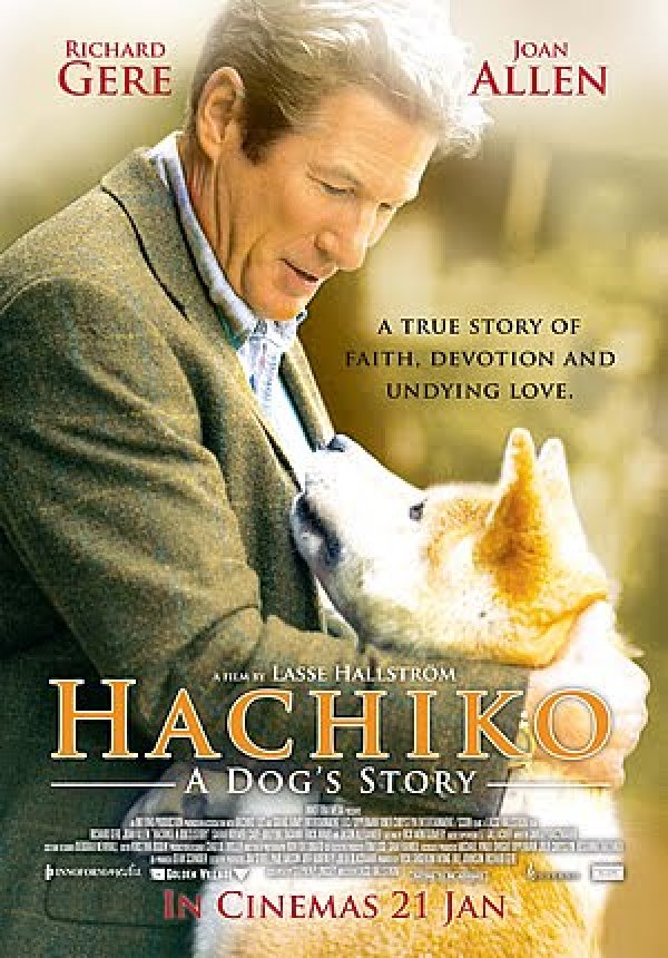 Based on a true story from Japan, Hachiko Monogatari ハチ公物語 ...