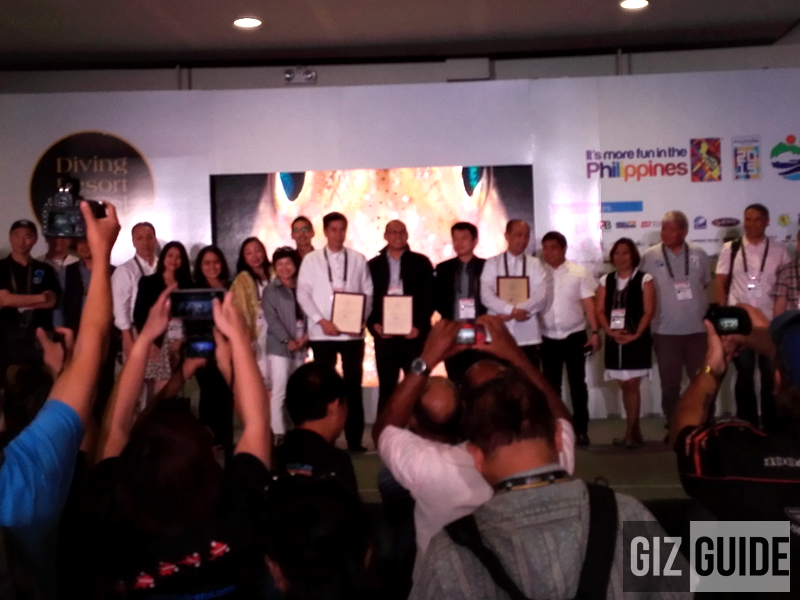 DIVE RESORT TRAVEL PHILIPPINES SHOW 2015 SHOWCASED THE BEST OF DIVING IN PH!