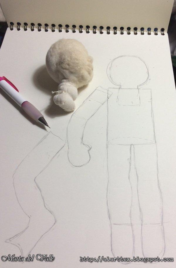 Making dolls 1