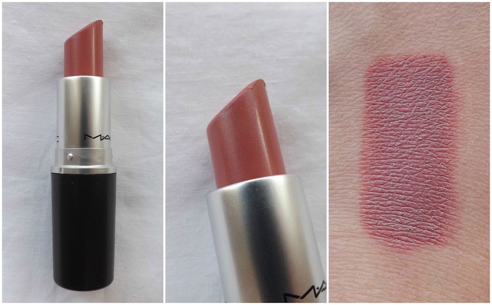 Conosciuto My MAC Lipstick Collection and Swatches   taken by surprise HJ91